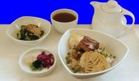 IAM4豚の角煮と温泉卵丼
